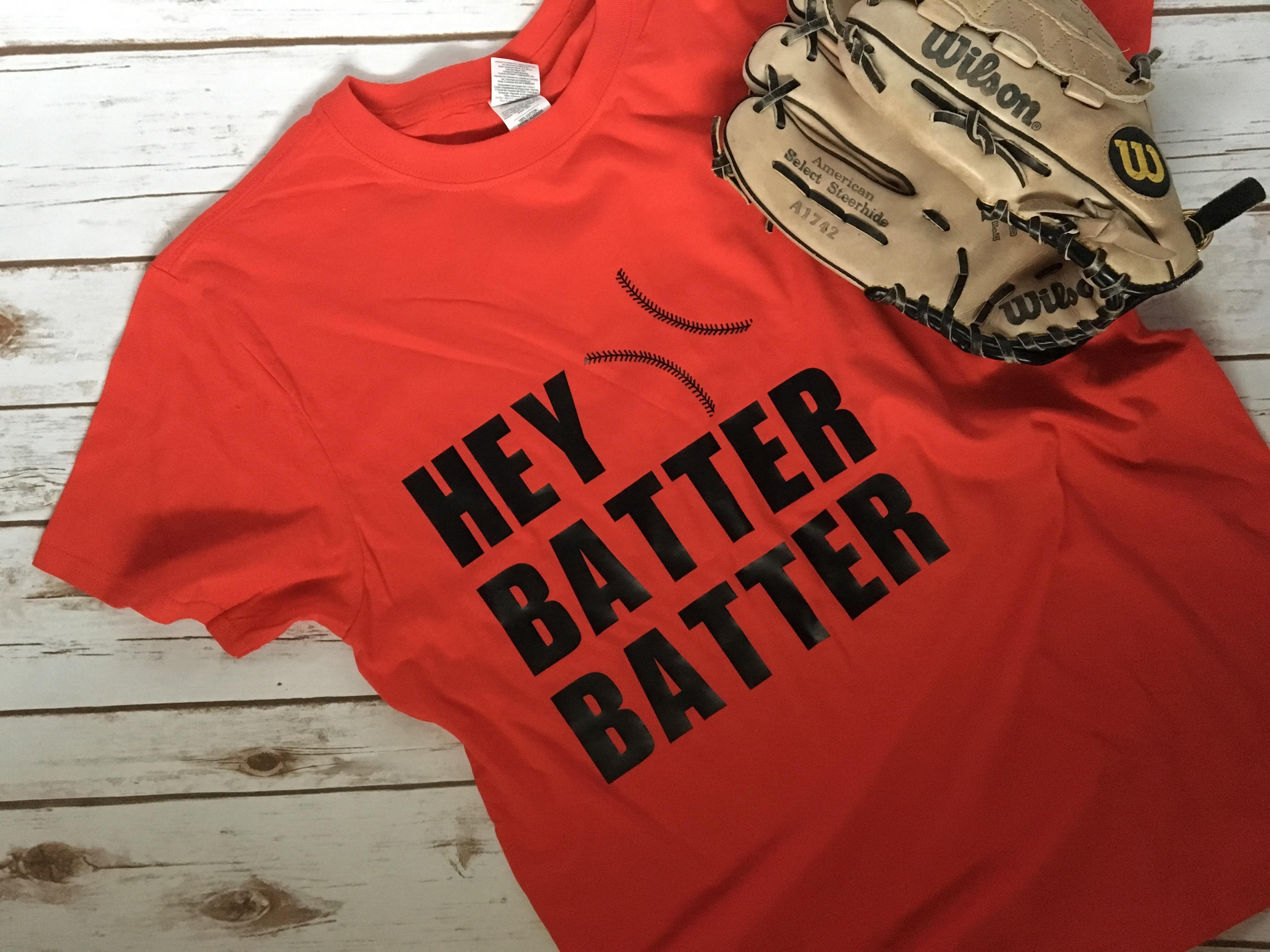 2d5376e76 ... Hey Batter Batter T-shirt. Show all. 🔍. Gildan_Softstyle