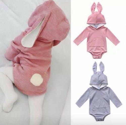 bunny bodysuit