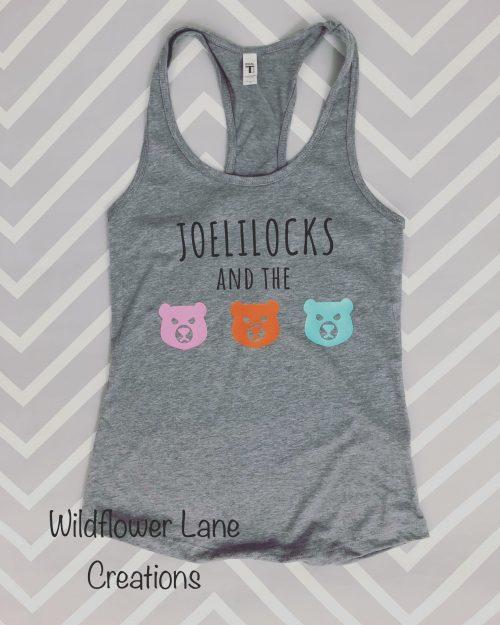 Joelilocks and the triple bears