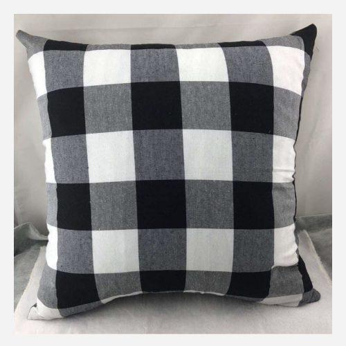 Buffalo Plaid pillowcase