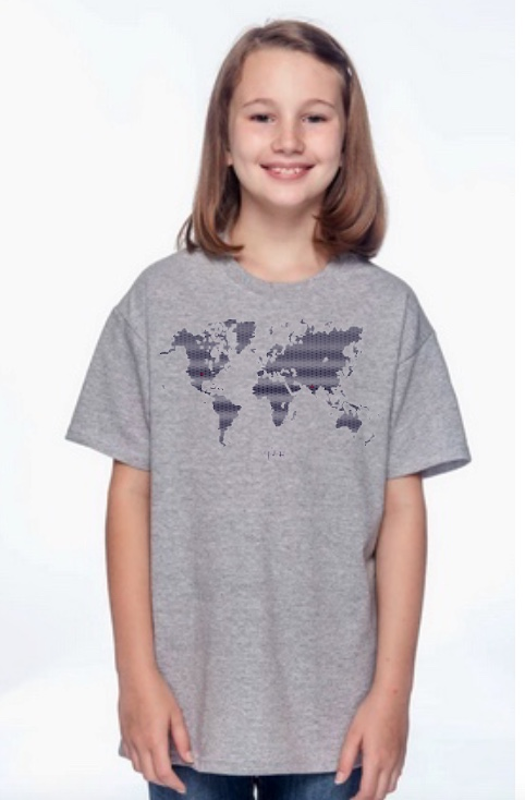 Ruwe Adoption shirt