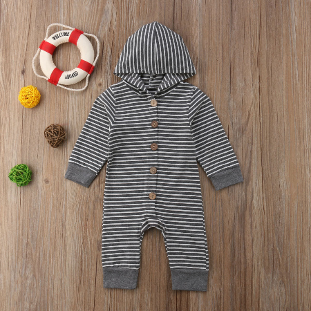 Striped_Gray_Romper
