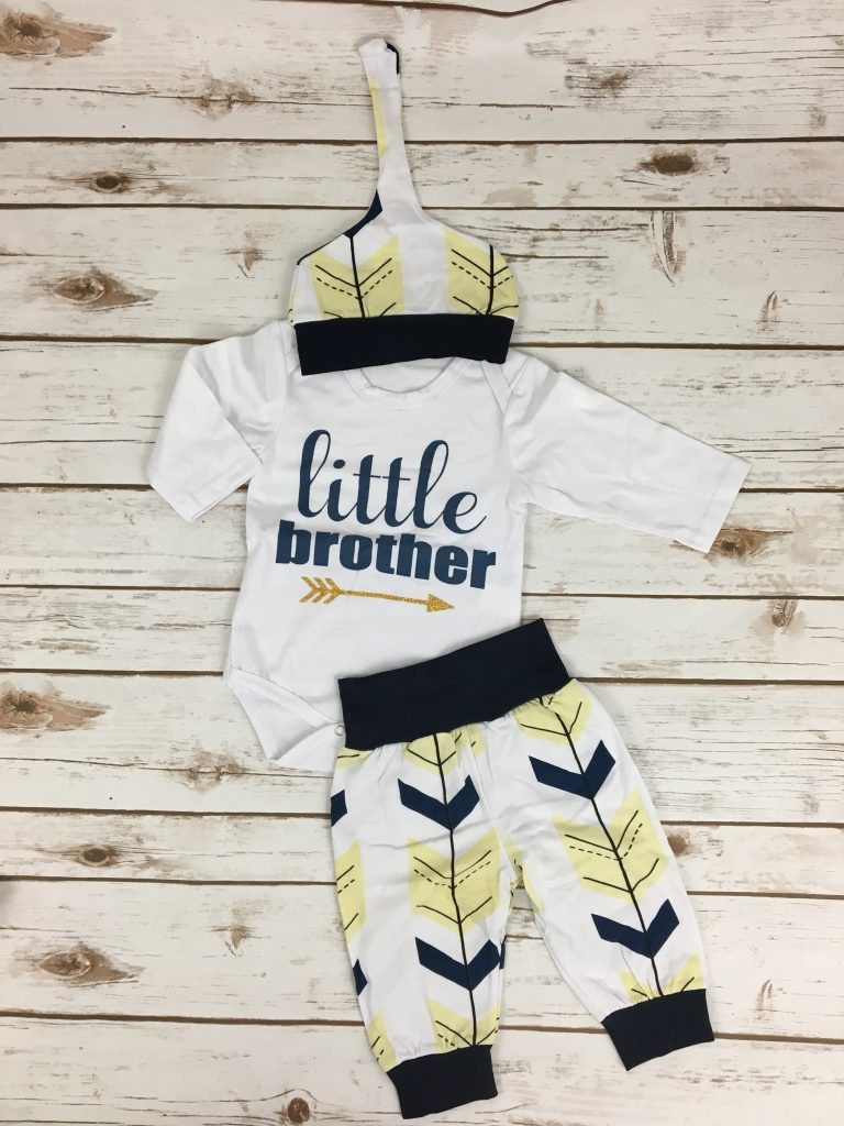Little Brother outfit