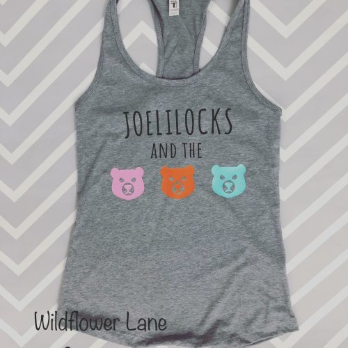 Joelilocks and the triple bears